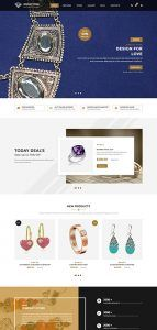 Karo | Handcrafted Jewelry – Free Ecommerce Website
