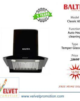 Baltra Chimney Classic 60P Black