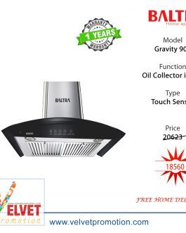 Baltra Chimney Gravity 90T Black