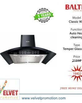 Baltra Chimney Classic 90P Black