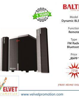 Baltra Music System Dynamic (BLSB201) Black No Ratings