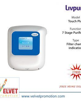 Livpure Touch Plus 8.5 Ltr (RO+UV+UF+Taste Enhancer) Water Purifier