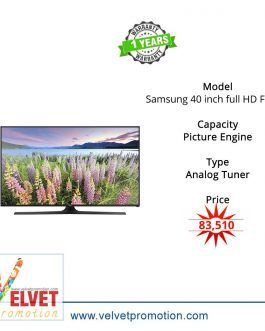 Samsung 40 inch full HD Flat TV J5100 Series 5