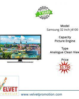 Samsung 32 inch J4100 HD TV series 4