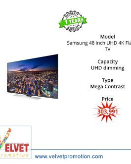 Samsung 48 inch UHD 4K Flat Smart TV HU8500 Series 8