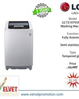 LG T2107VSAGP 7 Kg Fully Automatic Top Loading Washing Machine