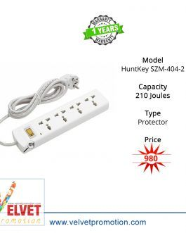 HuntKey SZM-404-2 (Surge Protection 4 Sockets)