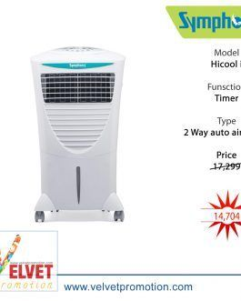 Symphony Air Cooler Hicool i White