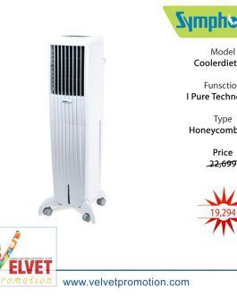 Symphony Air CoolerDiet 50i White