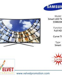 Samsung Led TV 55 Inch Curved Slim Full HD Smart LED TV UA-55M6300