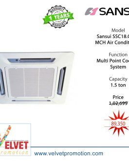 Sansui SSC18.CT9-MCH 1.5 TON Celling Air Conditioner