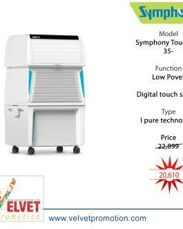 Symphohttps://velvetpromotion.com/wp-admin/post-new.php?post_type=productny Air Cooler Touch 35i White