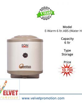 EON Electric E-Warm 6 ltr.ABS (Water Heater)