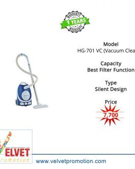 Homeglory HG-701 VC (Vacuum Cleaner)