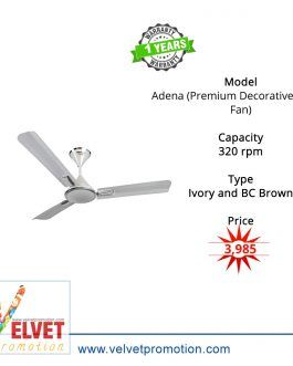 Orient Adena (Premium Decorative Ceiling Fan)
