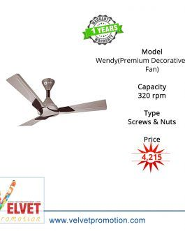 Orient Wendy(Premium Decorative Ceiling Fan)