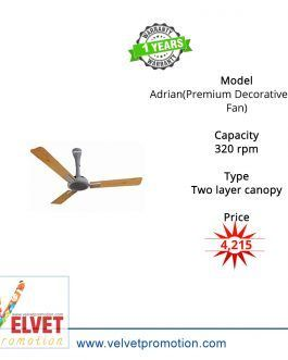Orient Adrian(Premium Decorative Ceiling Fan)
