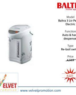 Baltra 3 Ltr Perfect Electric