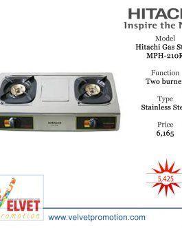 Hitachi Gas Stove MPH-210R