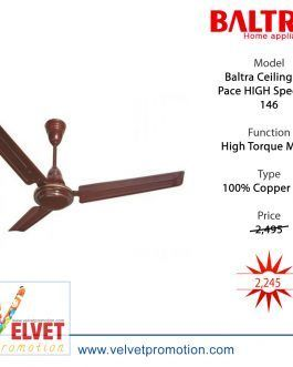 Baltra Ceiling Fan Pace HIGH Speed BF 146