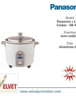 Panasonic 1 L Rice Cooker – SR-WA10
