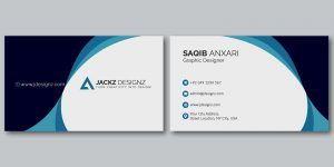 Simple Business Card – Graphic Design