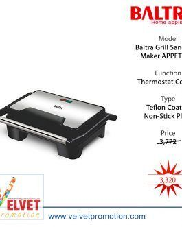 Baltra Grill Sandwich Maker APPETIZER
