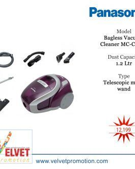 Panasonic Bagless Vacuum Cleaner MC-CL433