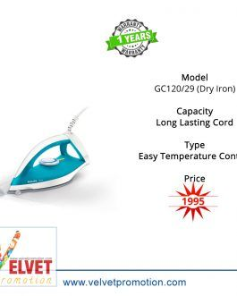 Philips GC120/29 (Dry Iron)