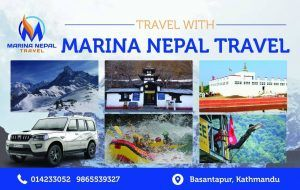 Marina Nepal Travel and Tours