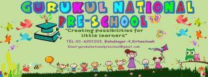 Gurukul National Pre-school