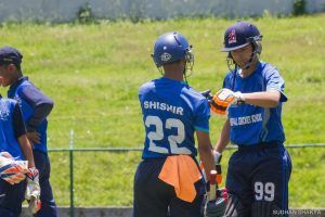 Nepal Cricket School ( NCS )