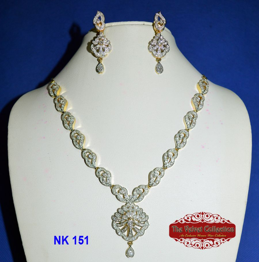 Fashion Jewellery – Necklace – NK151