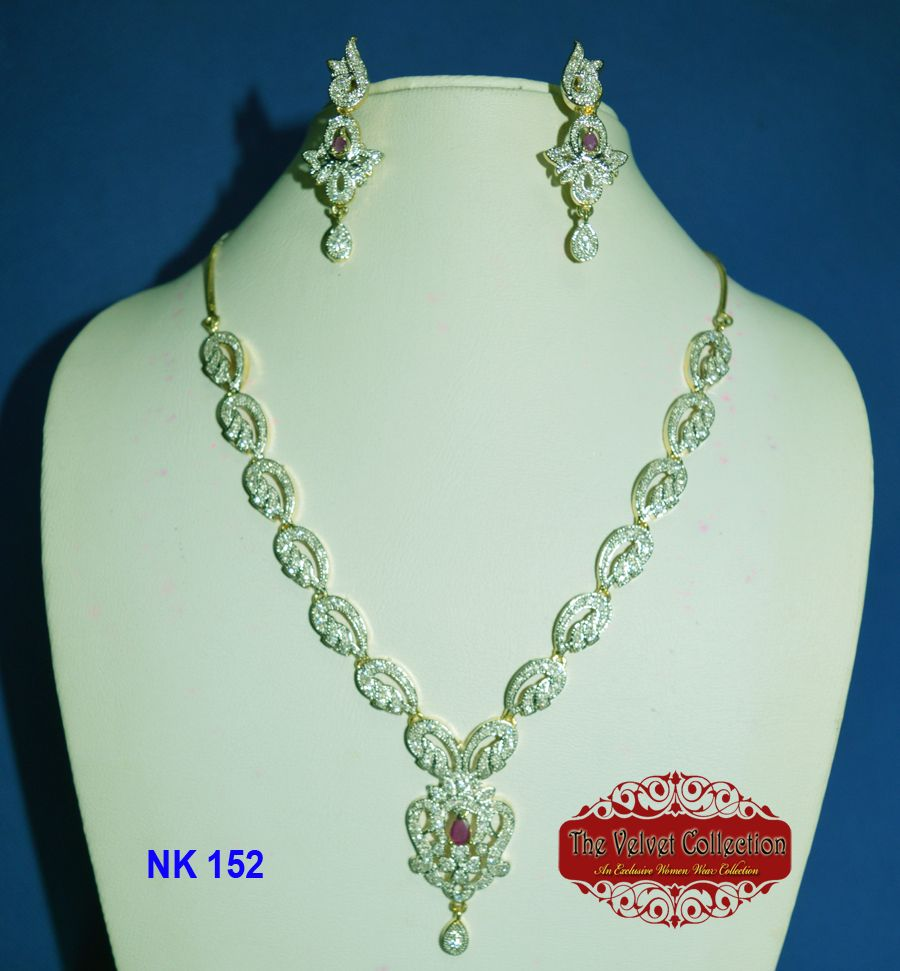 Fashion Jewellery – Necklace – NK152