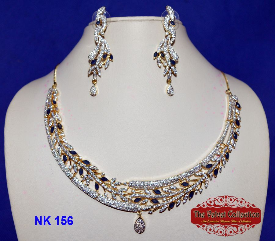 Fashion Jewellery – Necklace – NK156