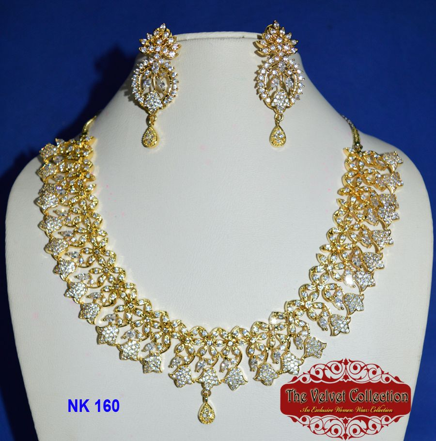 Fashion Jewellery – Necklace – NK160