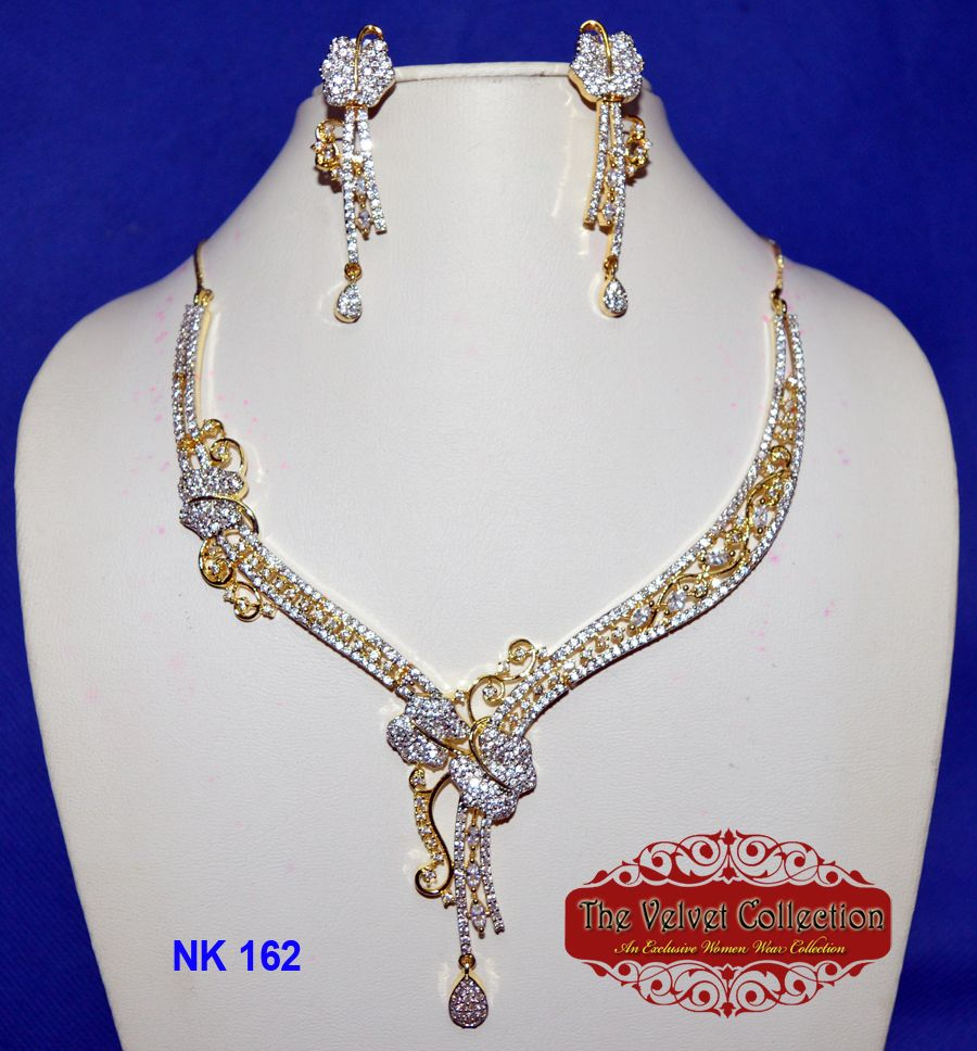 Fashion Jewellery – Necklace – NK162