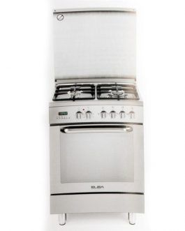 Elba 6E EX442 multipurpose Electric oven Steel 60cm