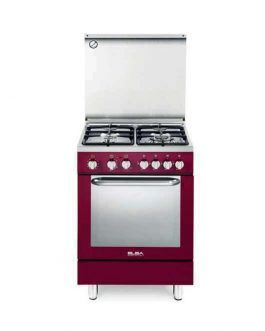 Elba 6EEX648 Multipurpose Full Gas Staimless Steel 60 cm