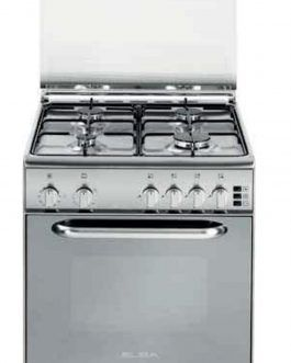 Elba 6NW421 White Electric Cooker