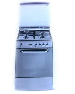 Elba 6nx441 Electric oven Stainless Steel 60cm
