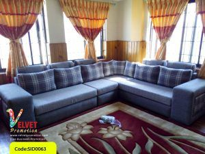 Blue Stylish sofa Sid0063