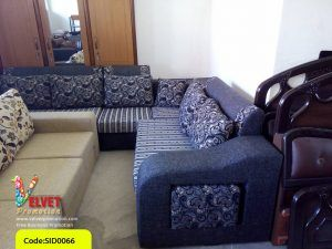 Blue Stylish sofa Sid0066