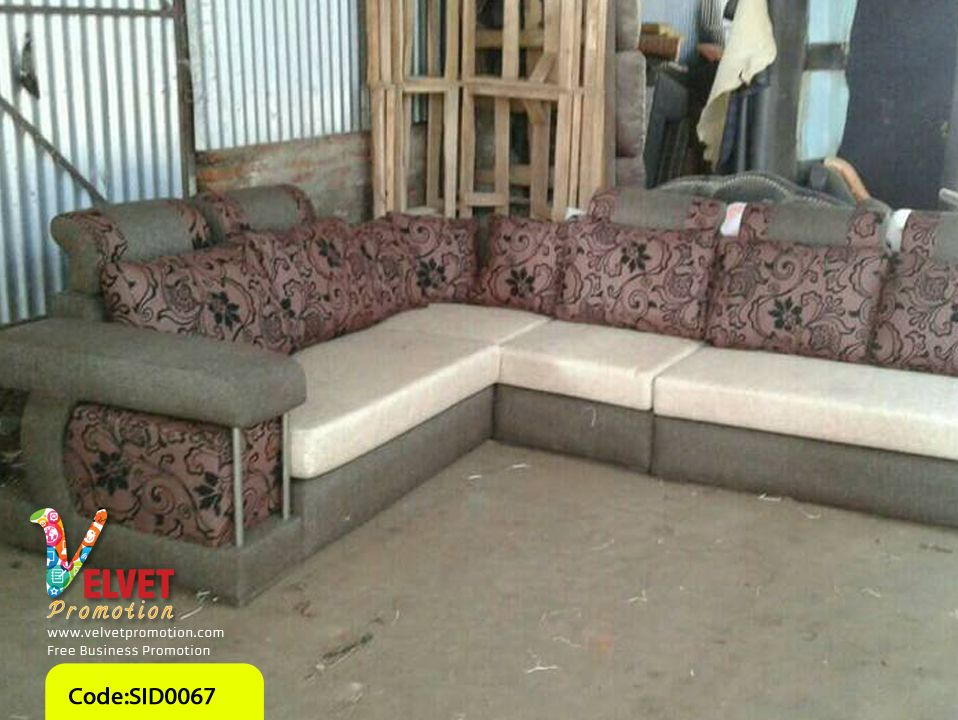 Grey Stylish sofa Sid0067