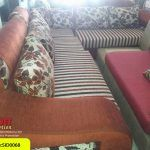 Brown Stylish sofa Sid0068