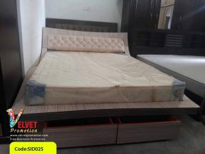 Curve Side  Bed
