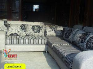 White Stylish sofa Sid0053
