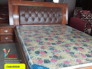Stylish Brown Bed