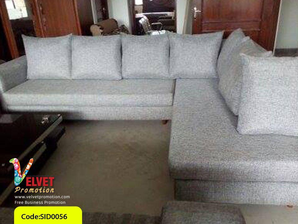Grey Stylish sofa Sid0056
