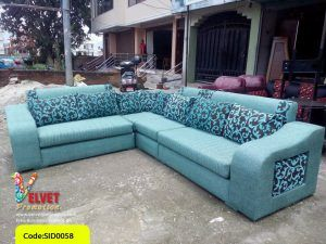 Blue Stylish sofa Sid0058